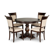 Solid Wood Dining Room (140)