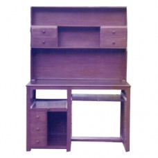 Secretarial Storage Station With Work Table
